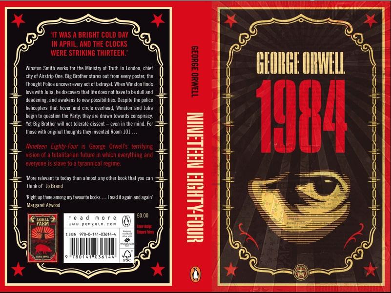 1984 geroge orwell essay