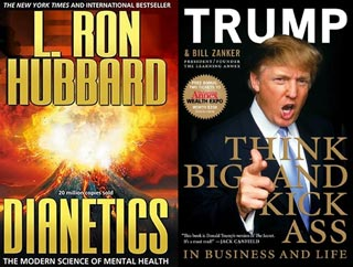 dianetics trump kick ass books