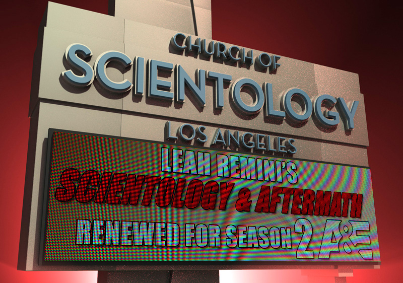 scientology and the aftermath renewed for season 2 on a&e