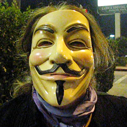 anonymous guy fawkes mask