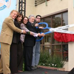 santa monica chamber of commerce scientology opening