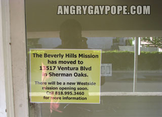 beverly hills mission abandoned
