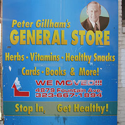 Peter Gillham's General Store